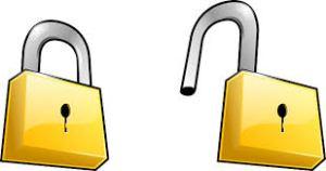 lås-åpenhet