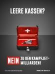 Kampanje mot JAS Gripen jagerfly