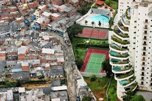 Økende ulikhet er et stort hinder for å utvikling