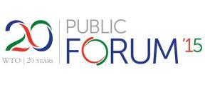 WTO-Public-Forum